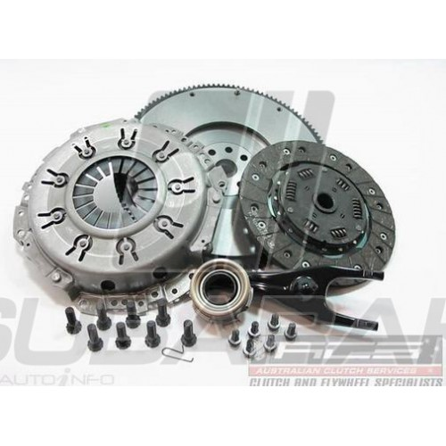 Dualmass Conversion Kit 225mm for Subaru XV / Legacy / Forester / Outback