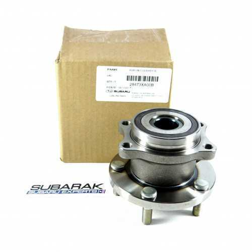 Genuine Subaru Rear Wheel Hub + Bearing Assembly / Hub Unit Complete 28473XA00B