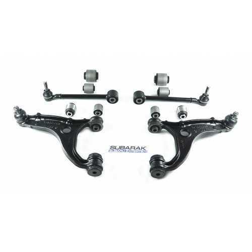 Zestaw wahaczy i tulei tylnego zawieszenia do Subaru Impreza / Forester / Legacy / XV / BRZ