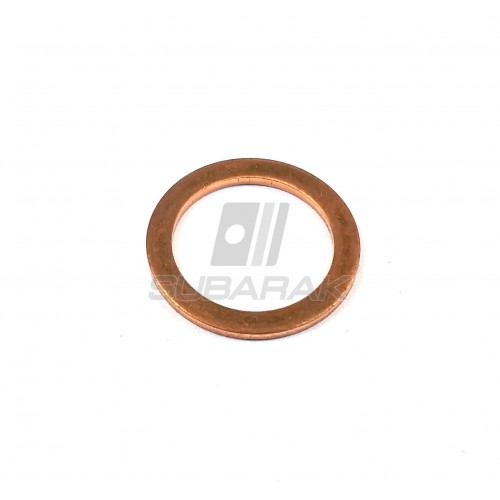 Copper Gasket Oil Pipe D12 for Subaru / 803912040