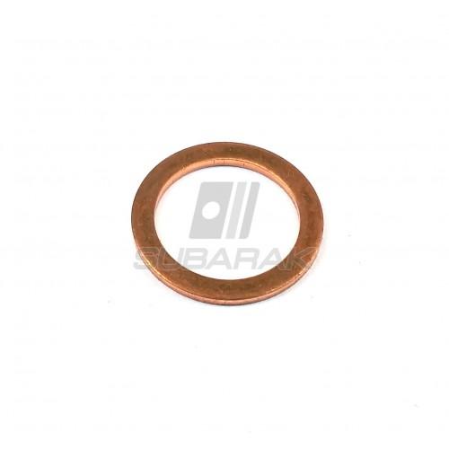 Miedziana Podkładka D12 Przewodów Olejowych do Subaru / 803912040