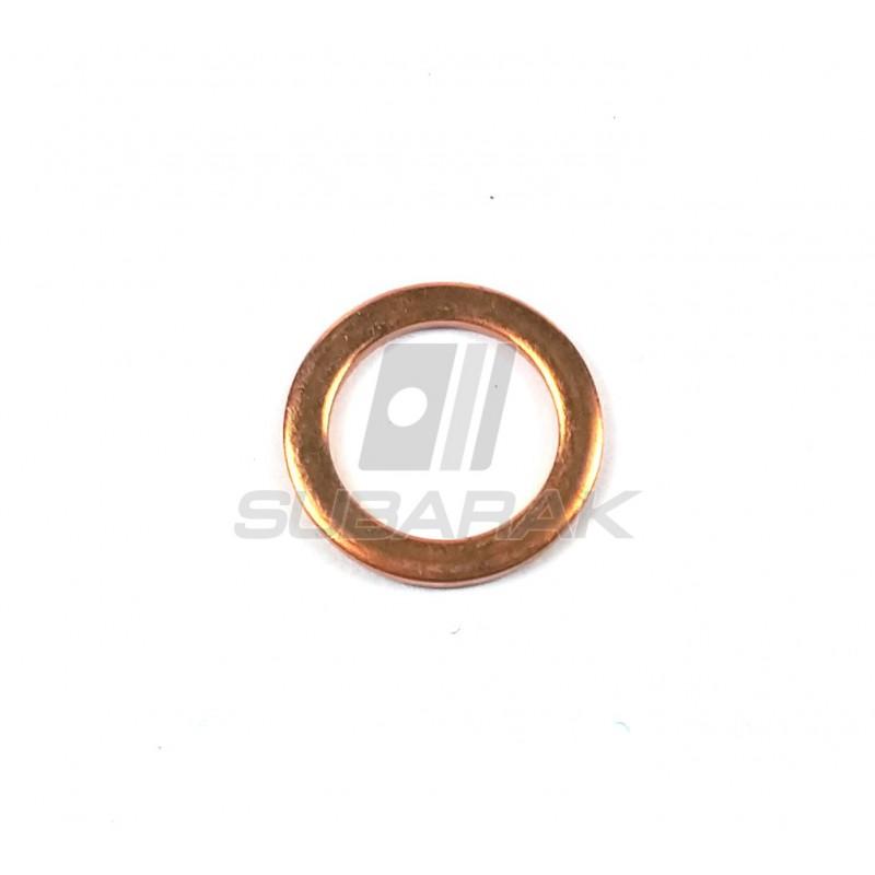 Miedziana Podkładka D10 Przewodów Olejowych do Subaru / 803910050