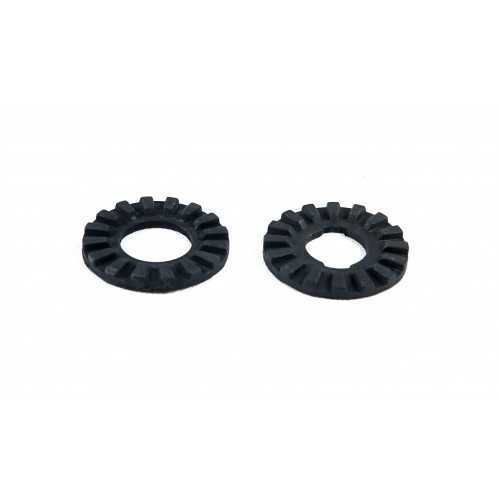 Stoppers - Transverse Rear Bushing, Front Control Arm