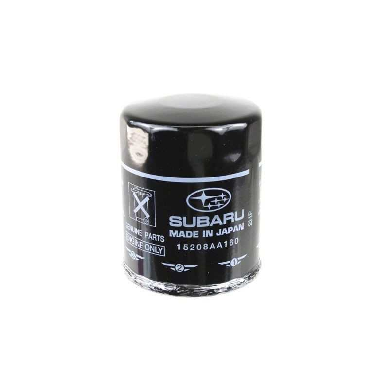 Oil filter for Subaru Impreza, Impreza XV, Forester, Legacy / Outback with FB engines without turbo 15208AA160, 15208AA15A