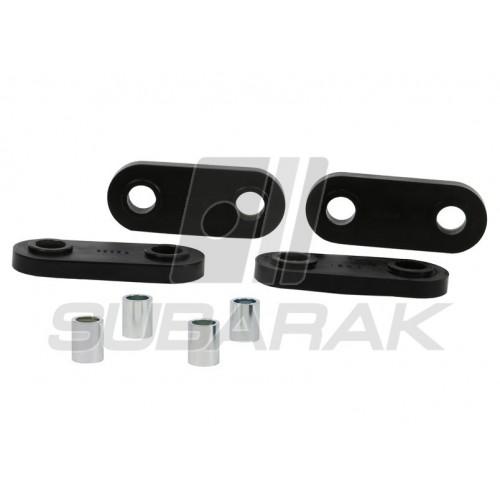 Podkładki Gumowe Whiteline Mocowania Silnika / Skrzyni Manualnej do Subaru