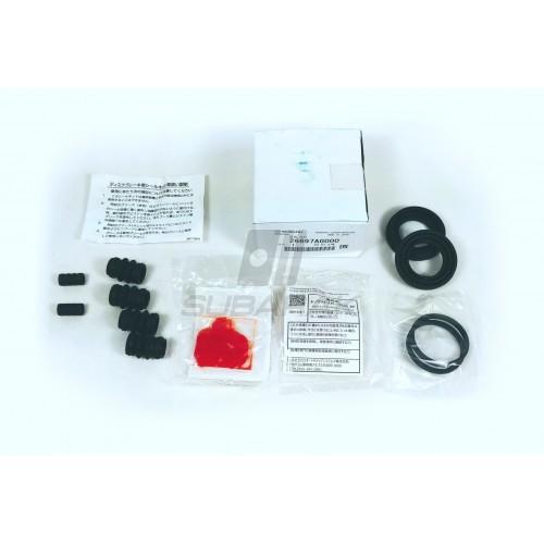 Oryginalny Zestaw Naprawczy Zacisku TYŁ do Subaru Subaru Impreza / Forester / Legacy / XV / 26697AG000