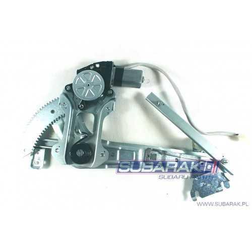 Regulator and motor assembly left front door glass for Subaru Forester SG 2002-2008
