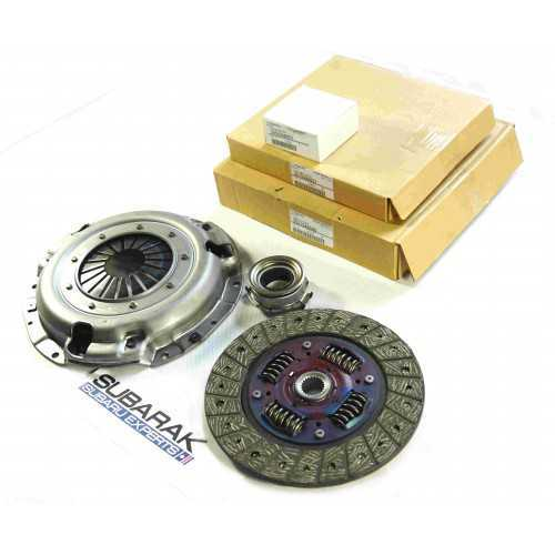 Genuine Subaru Clutch Kit 225mm fits Impreza / Forester / Legacy N/A (non-turbo)