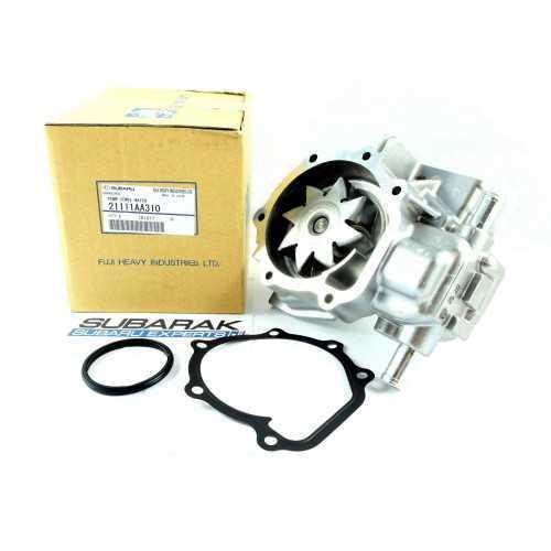 Genuine Subaru Water Pump fits Impreza / Forester / Legacy 2.0 DOHC 21111AA310