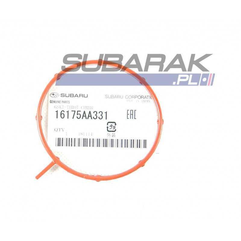 Uszczelka przepustnicy do Subaru Legacy / Outback / Forester / Impreza 2.5 Turbo 16175AA331