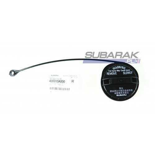 Genuine Subaru Gas Tank Filler Cap / Fill Cap Assy 42031SA000
