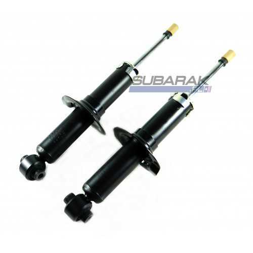 Genuine Subaru Rear Suspension Shock Absorbers Set (2 pcs) fits Subaru Impreza 20365FG010