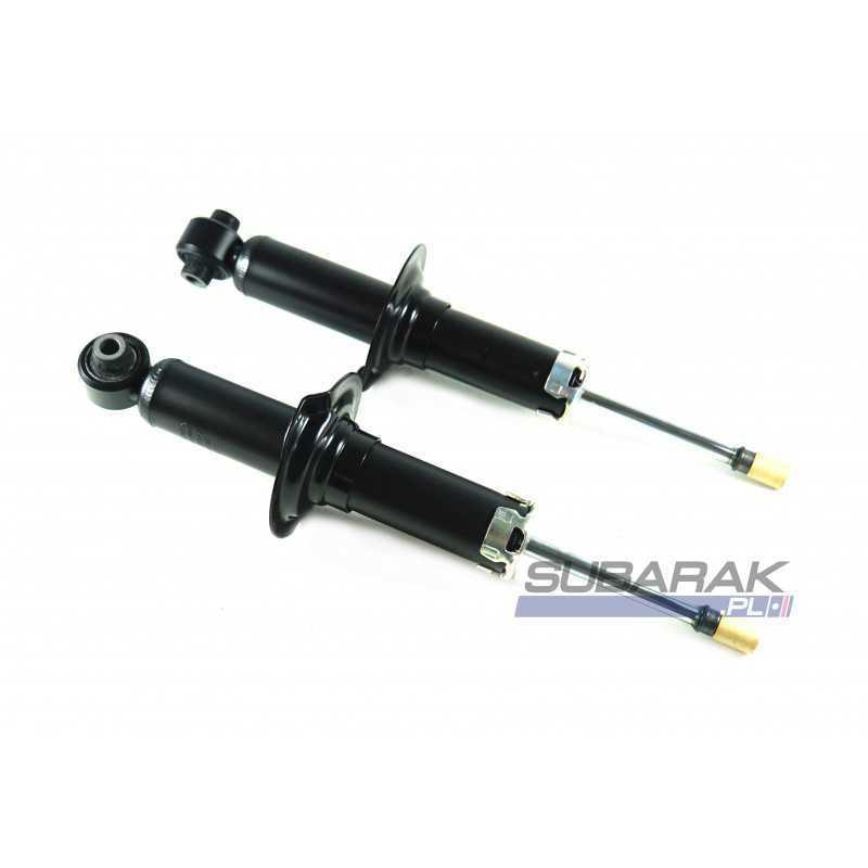 Oryginalne amortyzatory tylnego zawieszenia (2 szt.) do Subaru Impreza 20365FG010