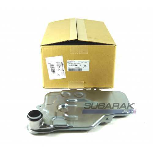 Oryginalny Filtr Wewnętrzny Automatycznej Skrzyni biegów CVT Subaru 31728AA121