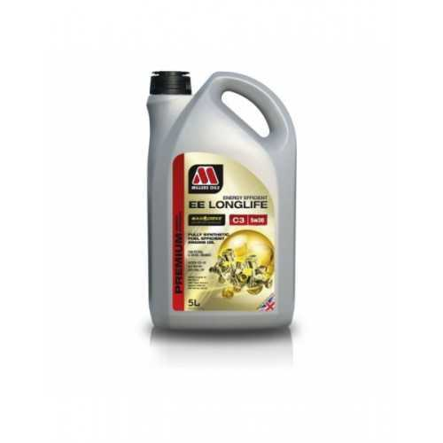Millers Oils EE Longlife C3 5W30 5L.
