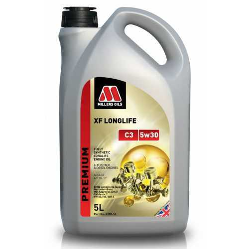 Millers Oils XF Longlife C3 5W30 5L