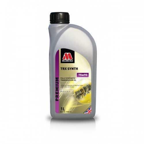 Millers Oils TRX Synth 75W90 1L