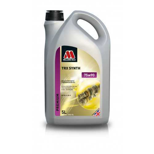 Millers Oils TRX Synth 75W90 5L