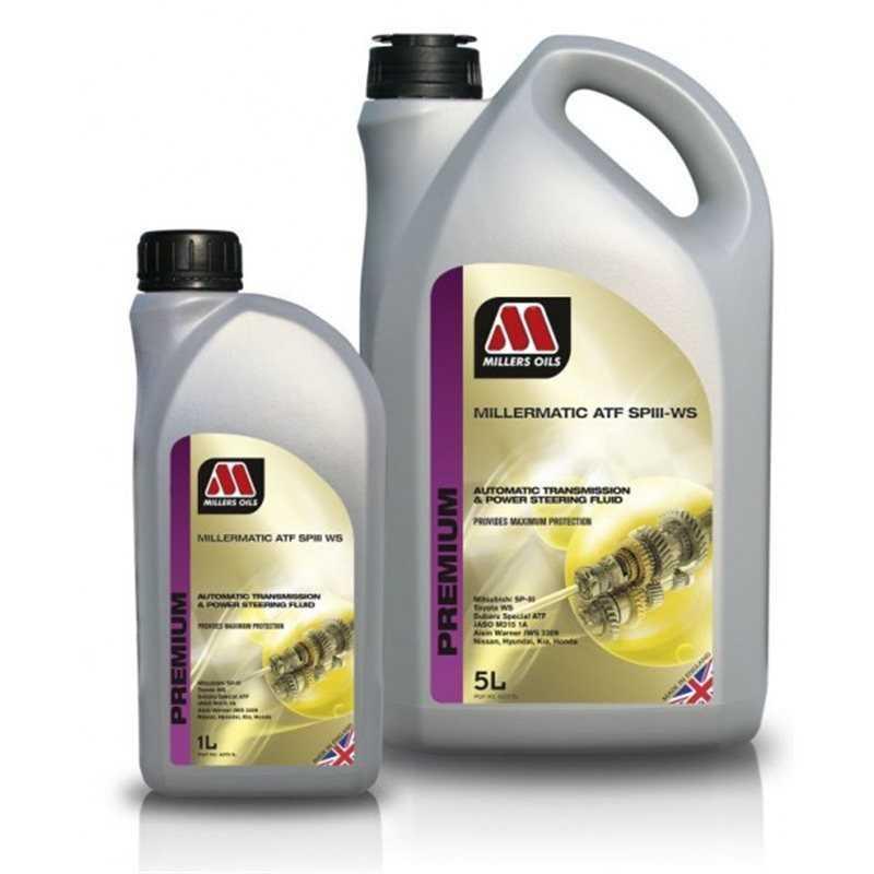 Millers Oils Millermatic ATF SPIII-WS 1L