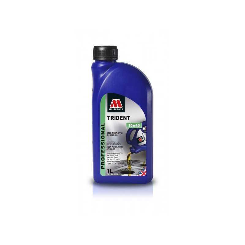 Millers Oils Trident 10W40 1L