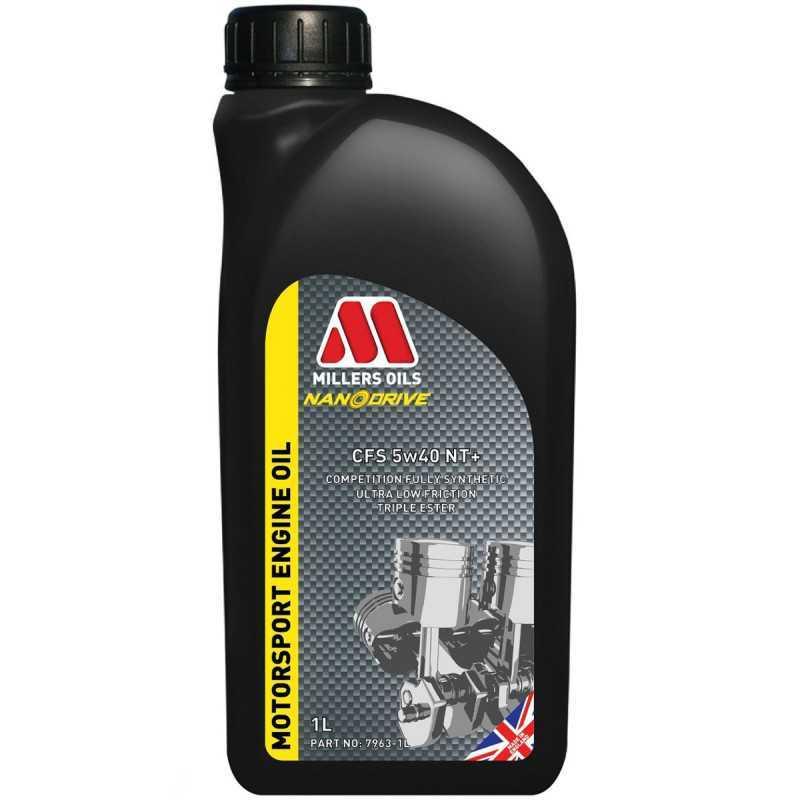 Millers Oils Motorsport CFS 5W40 NT+ 1L
