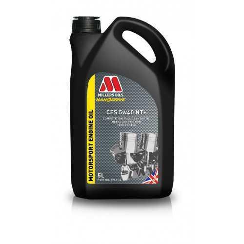 Millers Oils Motorsport CFS 5W40 NT+ 5L