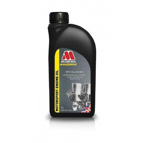 Millers Oils Motorsport CFS 10W50 NT+ 1L
