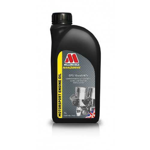 Millers Oils Motorsport CFS 10W60 NT+ 1L