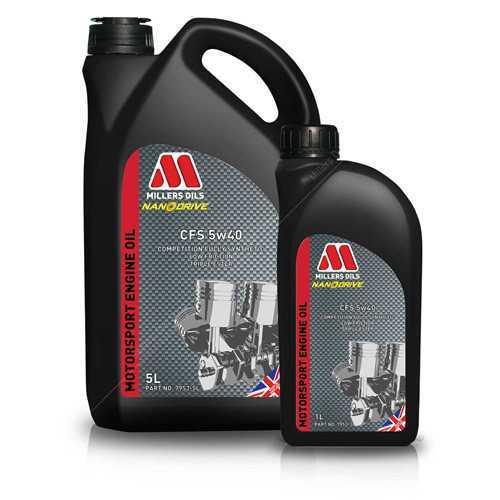 Millers Oils Motorsport CFS 5W40 1L