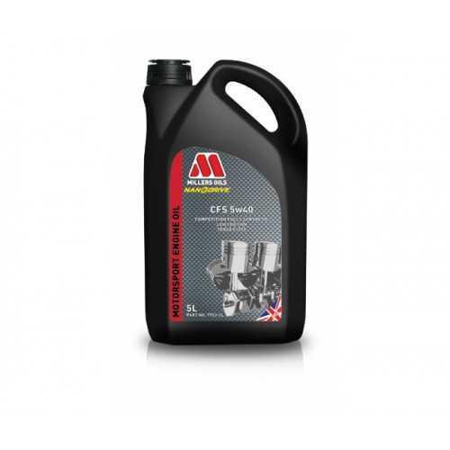 Millers Oils Motorsport CFS 5W40 5L