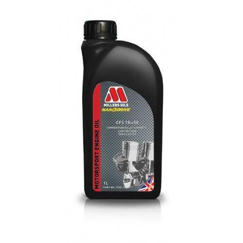 Millers Oils Motorsport CFS 10W50 1L