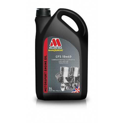 Millers Oils Motorsport CFS 10W60 5L