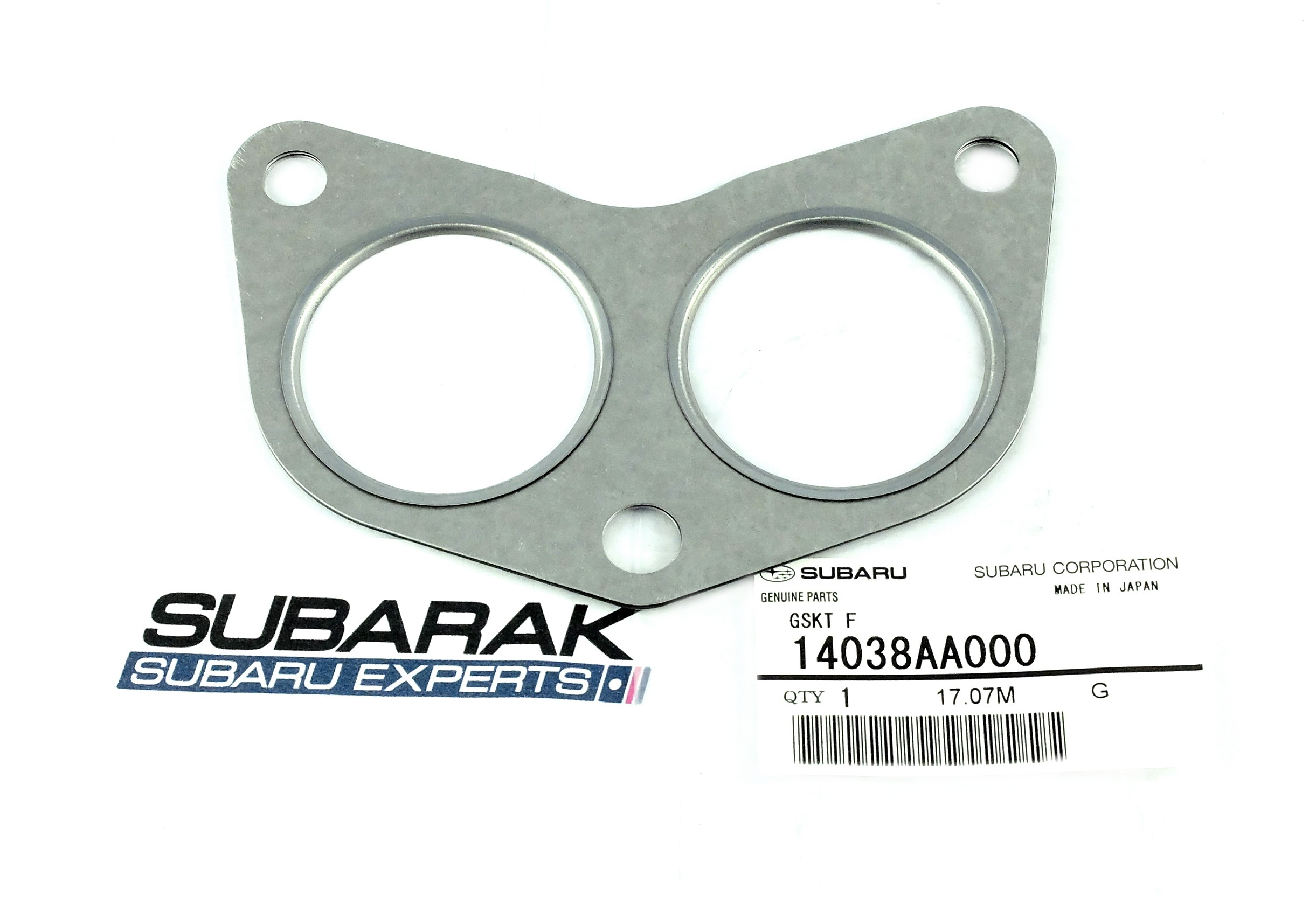 Ships Fast! Turbo Exhaust Outlet Gasket for Subaru Made in Japan