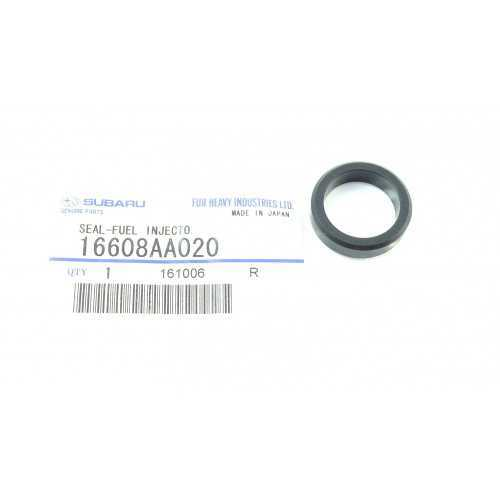 Genuine Subaru Fuel Injector Seal 16608AA020
