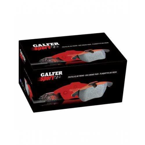GALFER Brake Pads REAR fit Subaru Impreza STI