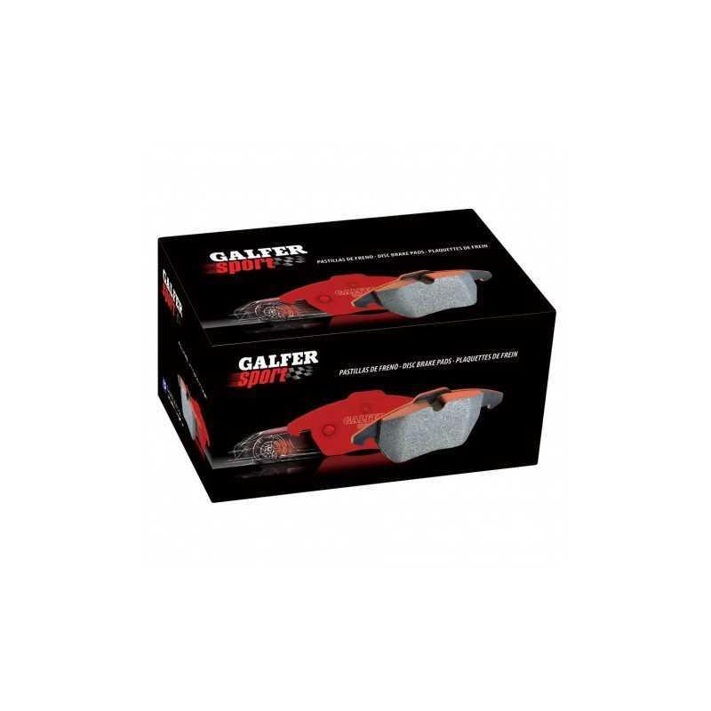 GALFER Brake Pads Rear fit Subaru Impreza GT / WRX