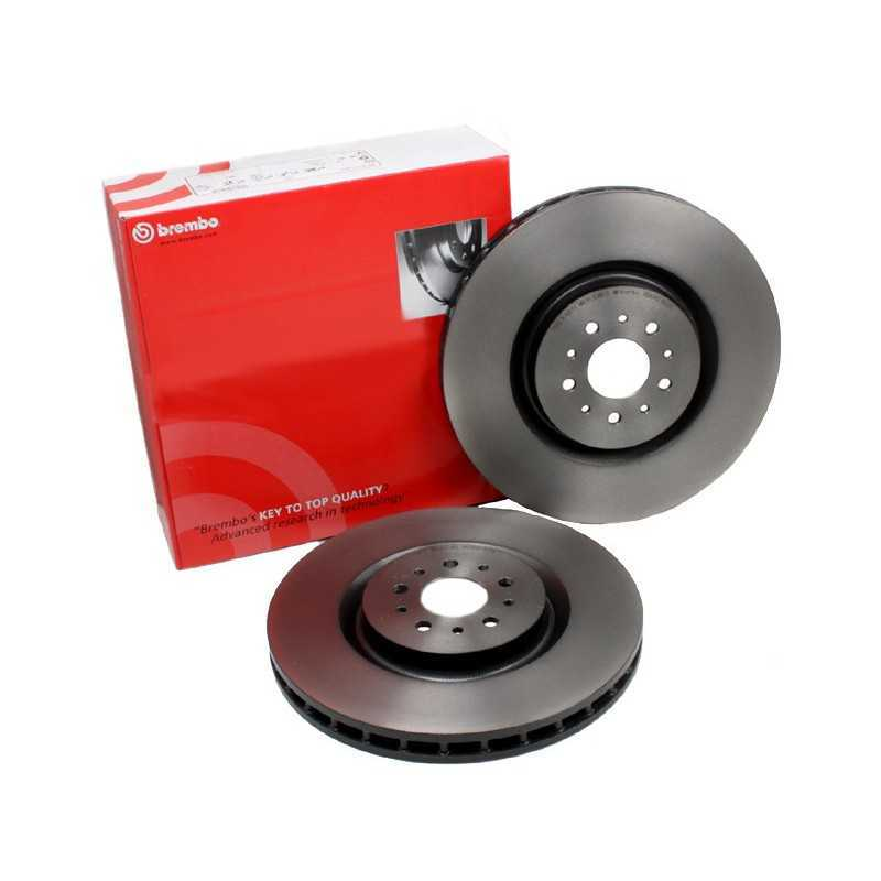 Brembo 294mm Brake Discs FRONT fits Subaru Impreza / Forester / Legacy / Outback