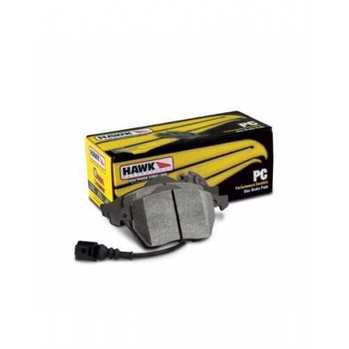 Hawk Performance Ceramic REAR Brake Pads fit Subaru Impreza GT / WRX
