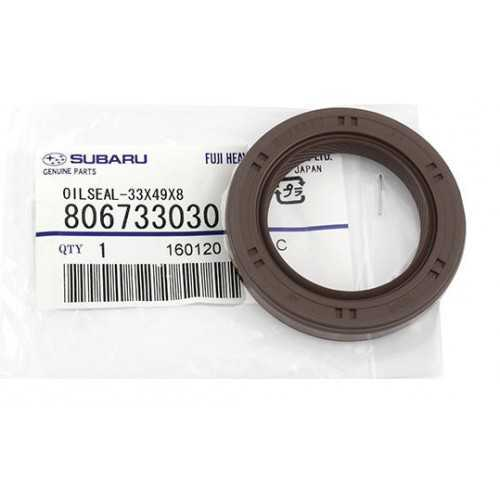 Crankshaft Oil Seal Front for Subaru Impreza / Forester / Legacy / 806733030