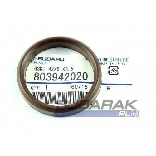 Genuine Subaru Oil Filler Neck Seal / Cap Gasket 803942020