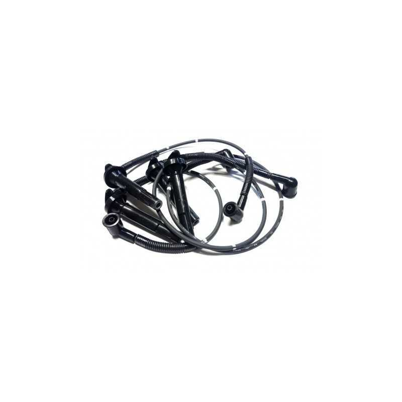 Set of original ignition cables for Subaru Forester / Legacy 2.5 USA