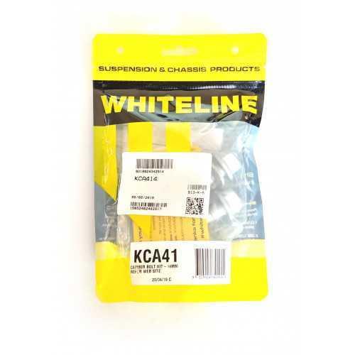 Śruby regulacji kąta pochylenia koła Whiteline do Subaru BRZ