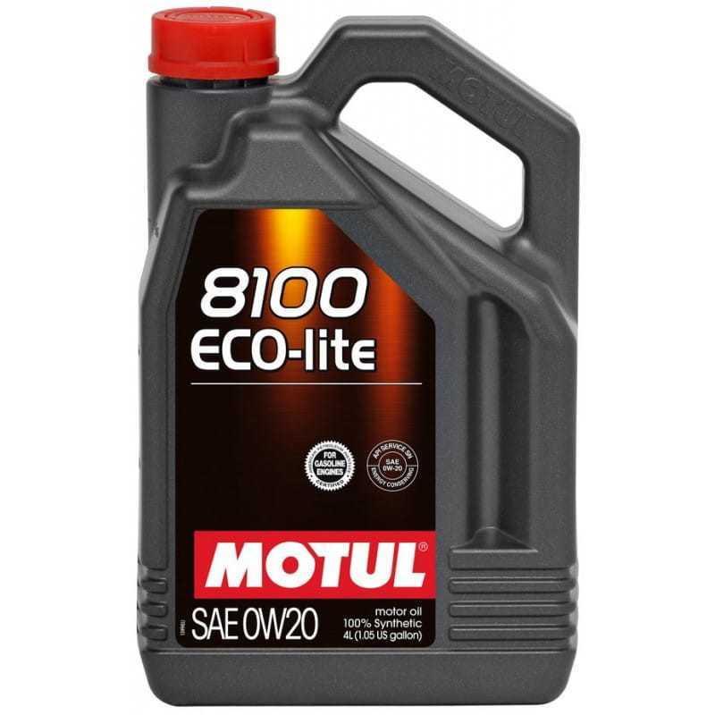 Motul ECO Lite 0W20 5L