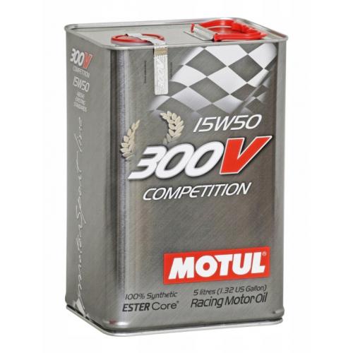 Motul 300V 15W50 5L