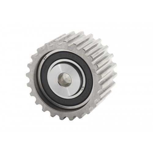 Timing belt idler bearing with teeth for Subaru 13085AA080