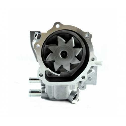 Water pump for Subaru. Screw-on water connection 21111AA460