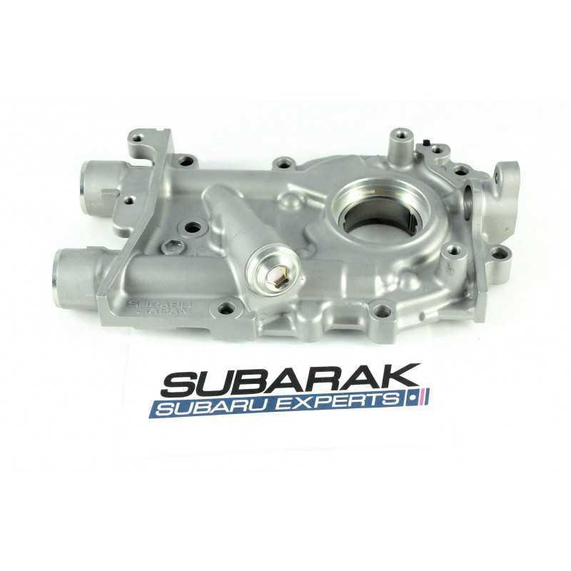 Oryginalna pompa oleju do Subaru wirnik 11 mm 15010AA360