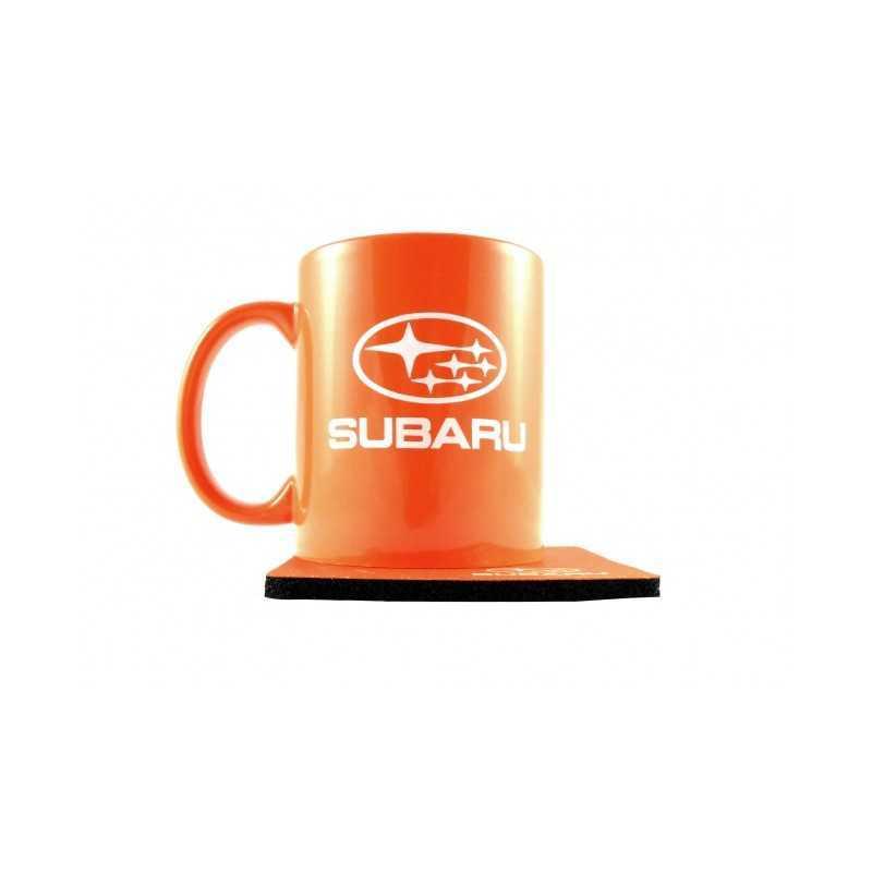 Kubek Subaru niebieski
