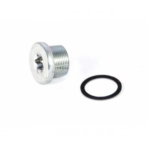 Drain plug for manual gearbox with gasket for Subaru / 32103AA080