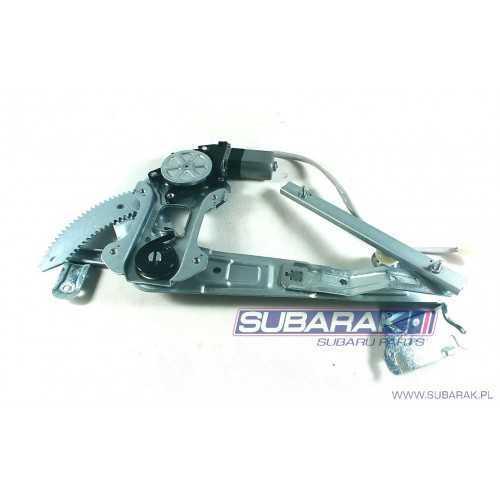 Podnośnik szyby lewej przedniej z silnikiem do Subaru Forester SG 2002-2008